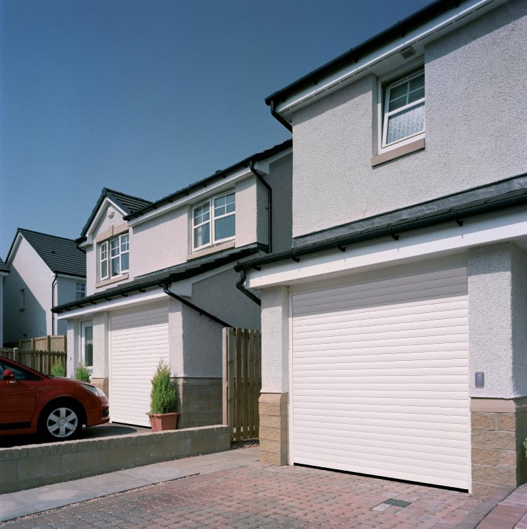 Roller Shutter Garage Doors In Gloucestershire Abacus
