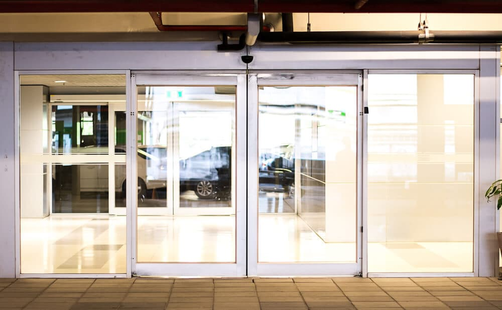Automatic Door Installation In Bristol And Gloucestershire
