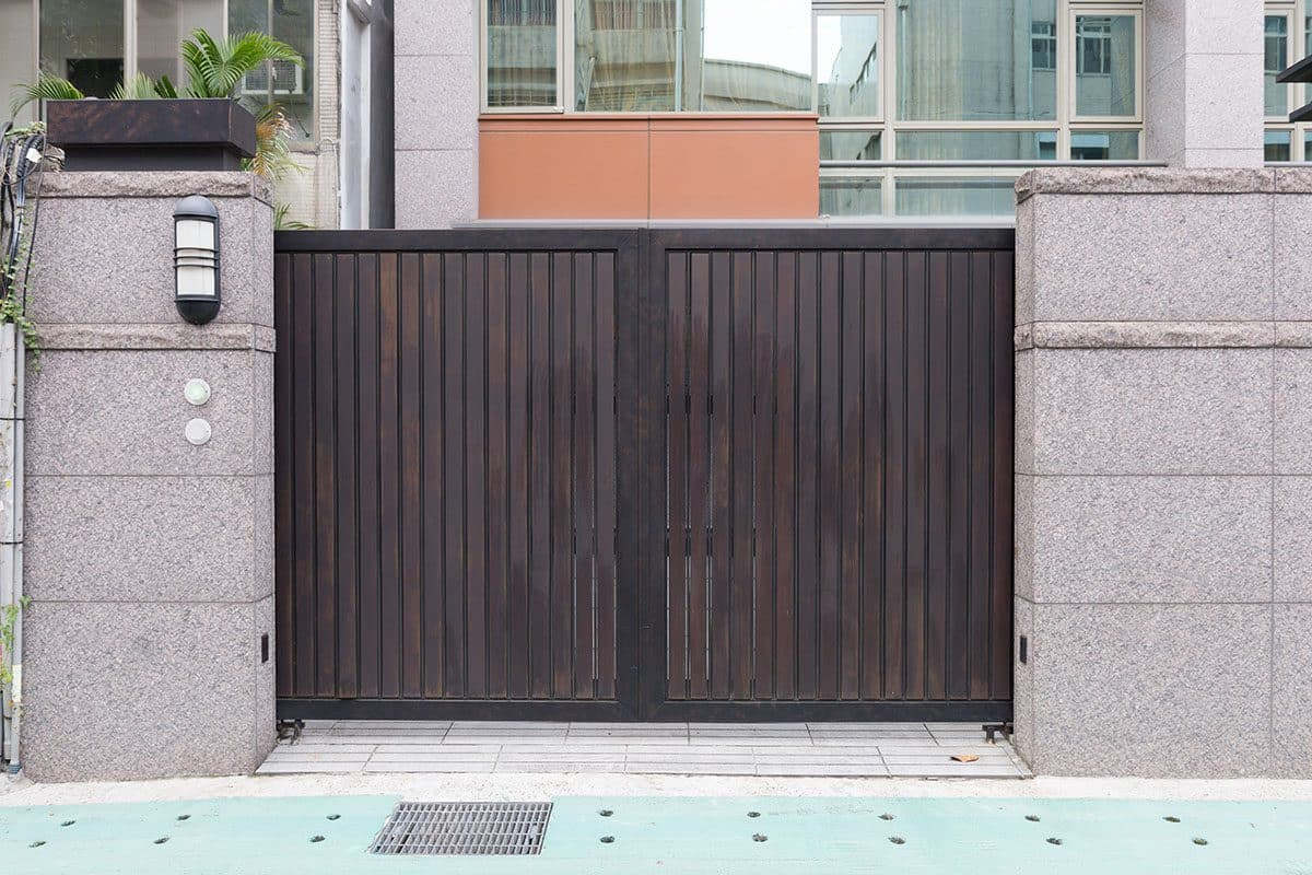 Driveway Security Gates In Bristol Gloucester
