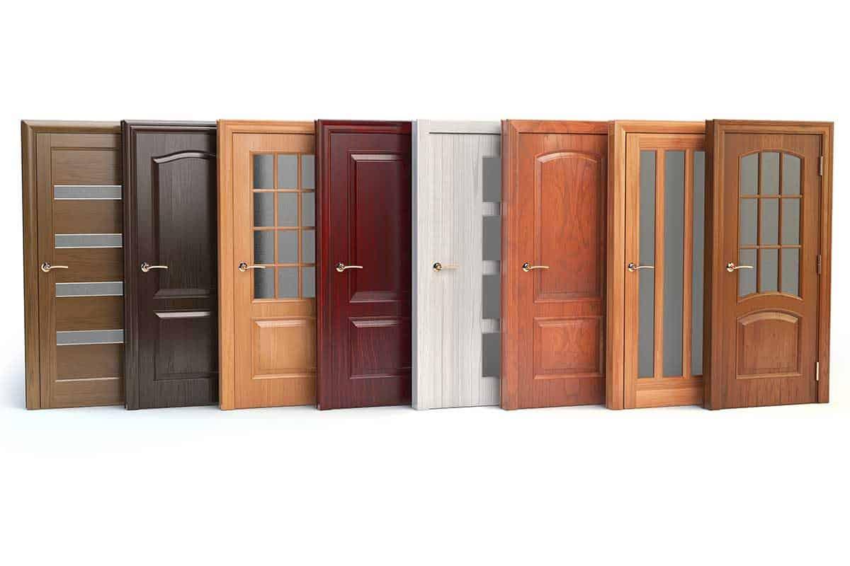 Different Side Door Styles